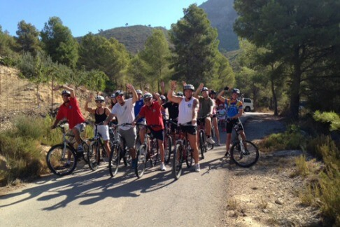 Benidorm Bike Ride