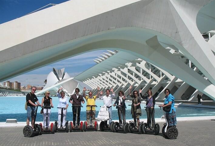 Valencia Segway Tour