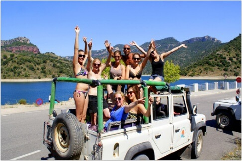 Benidorm Jeep Safari