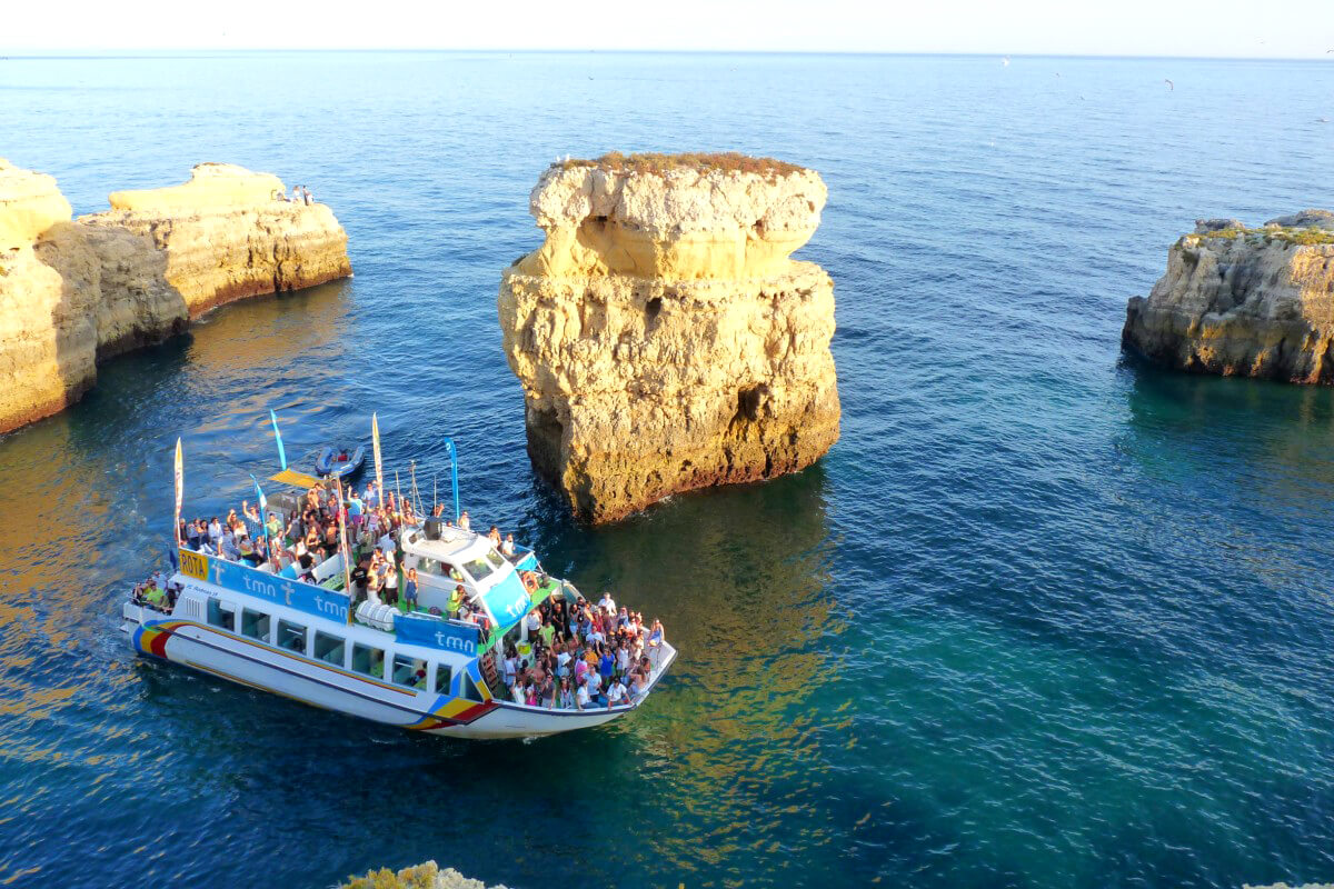Albufeira Boat Parties and Cruises