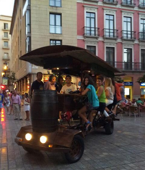 Sangria Bike Barcelona