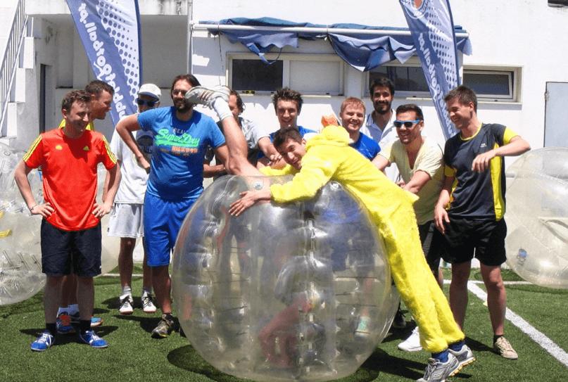 Benalmadena Bubble