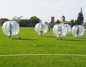 Palma Bubble Football