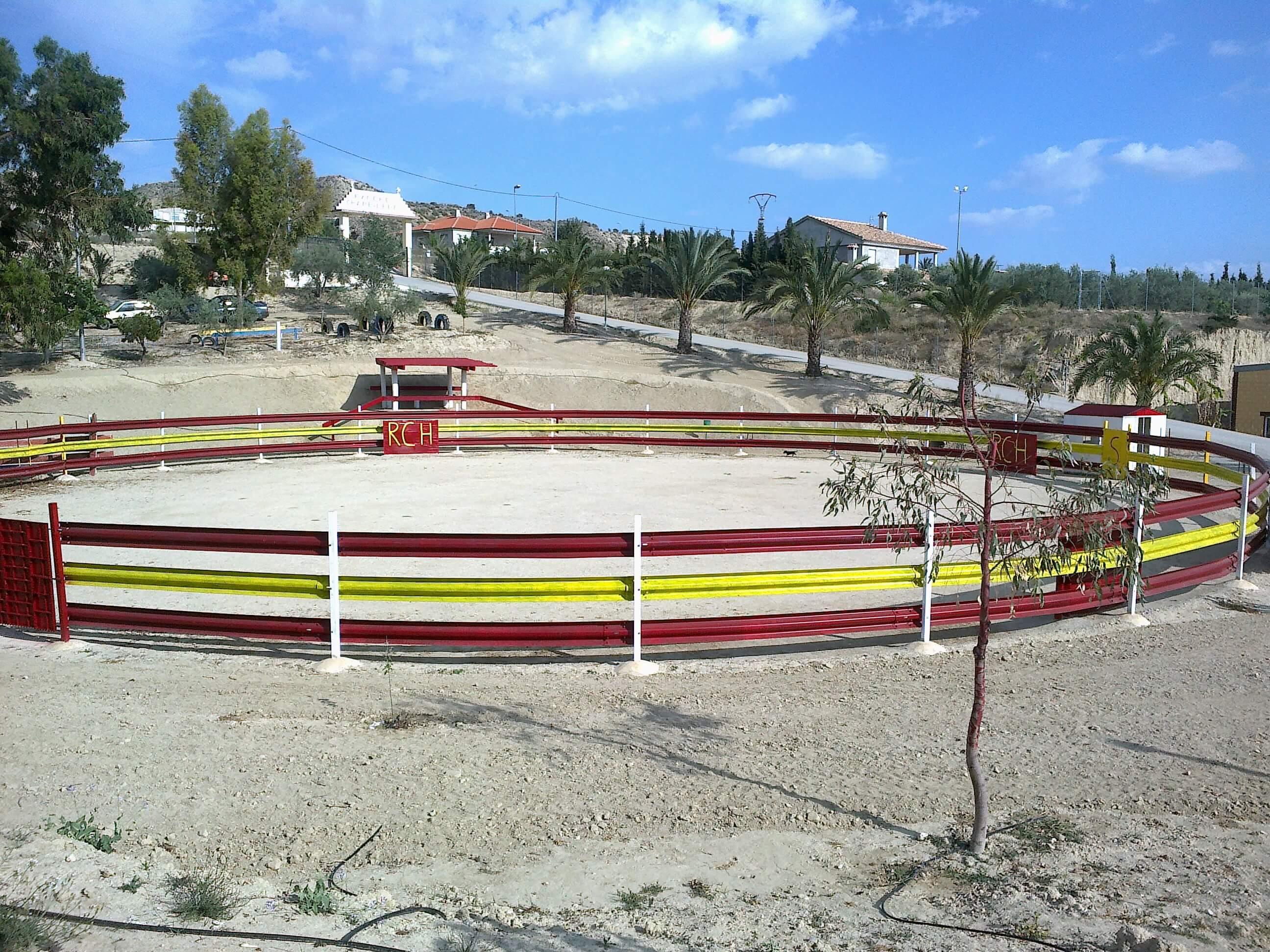 Benidorm Stierkampf Alicante