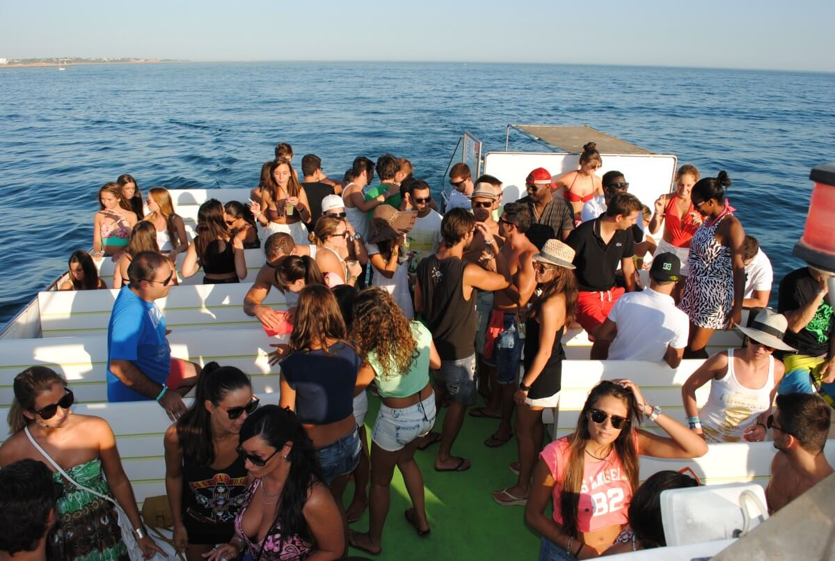 Albufeira Booze Cruise