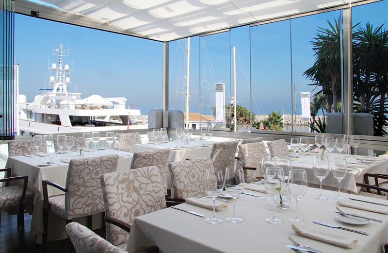 Puerto Banus restaurants
