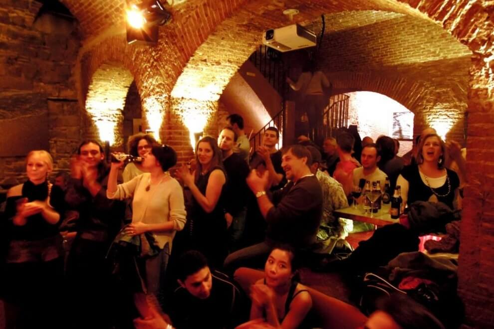 Gothic Barcelona bar tour