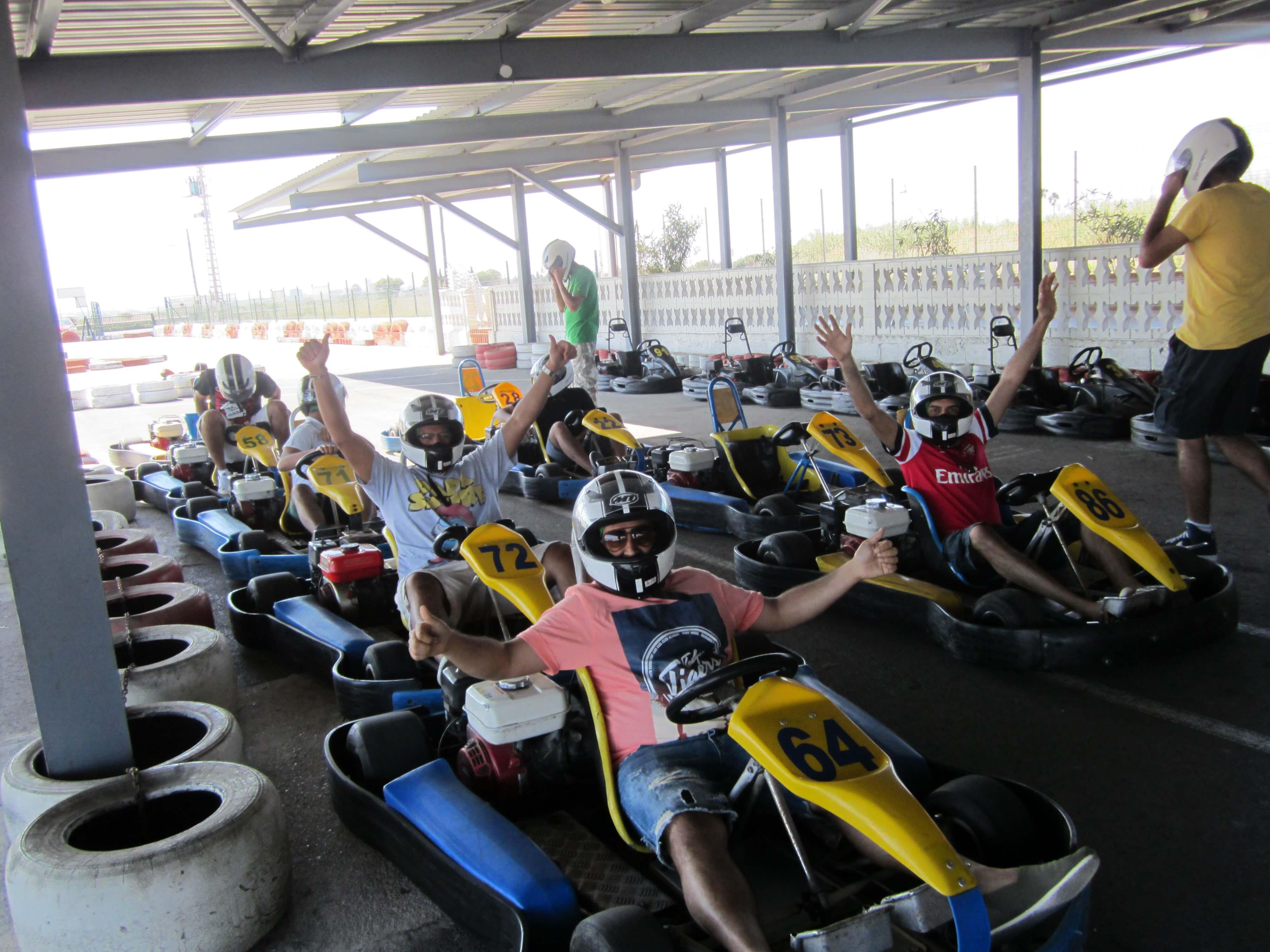 Go Karting near Lisbon