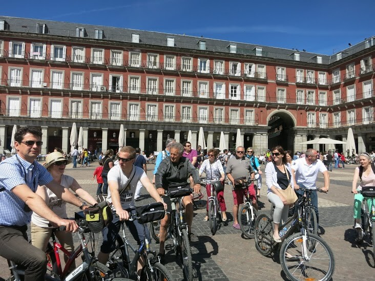 Madrid Bike Tour