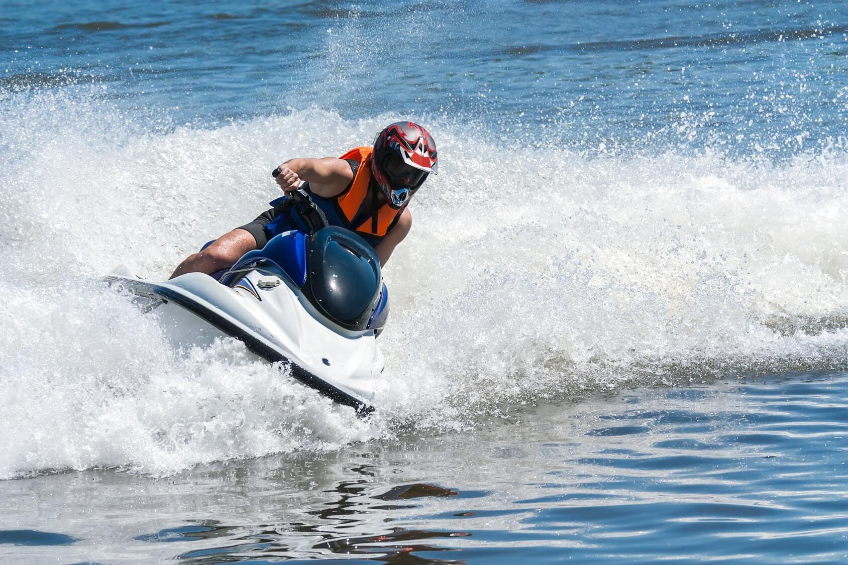 Valencia Jet Skiing