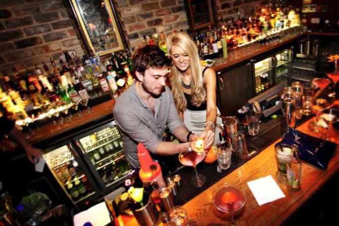 Soirée cocktails Barcelone