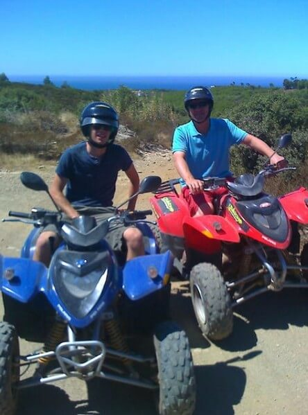Lisbon Quad Biking