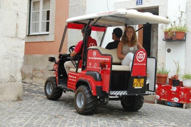 Lisbon eBuggy Tour