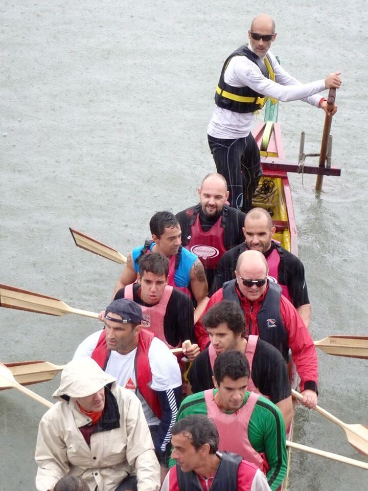 Lisbon Kayaking