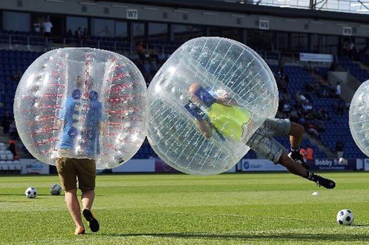 Albufeira bubble football