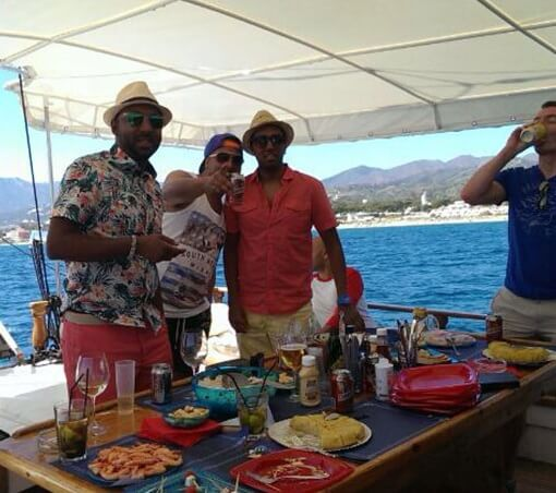 Marbella Boat Cruise