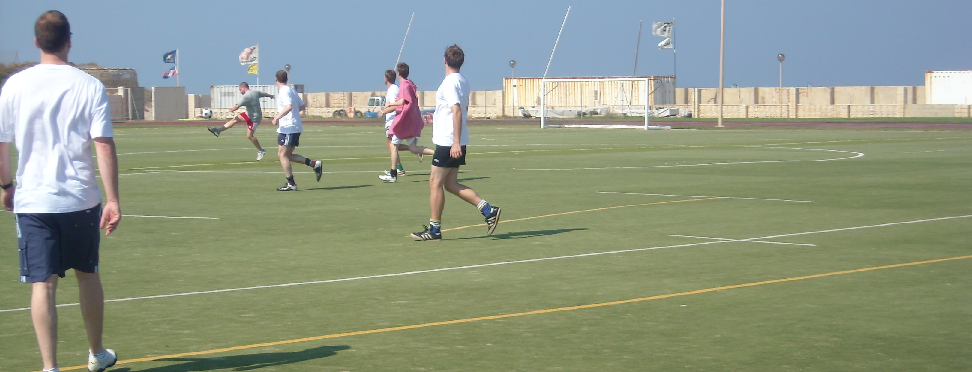 Marbella Football Match