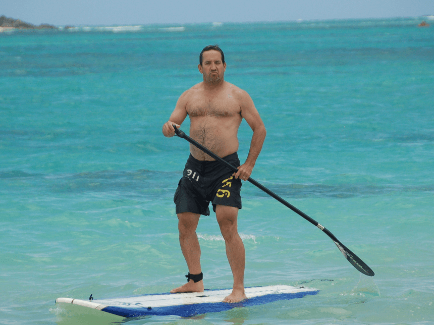 Valencia Paddle Boarding