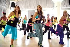 Zumba Dance Party
