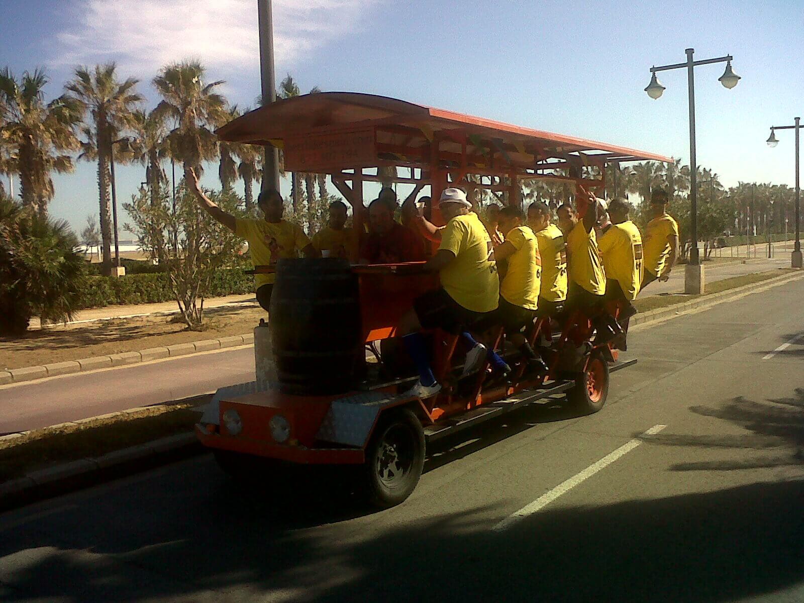 Palma Beer Bike