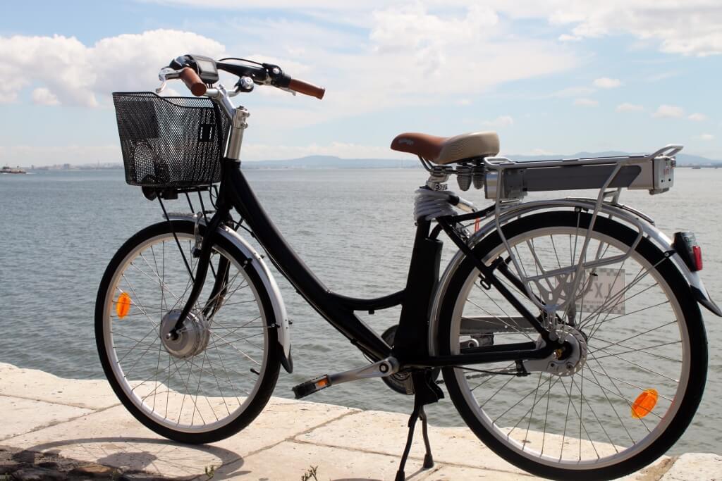 Tour en vélo électrique