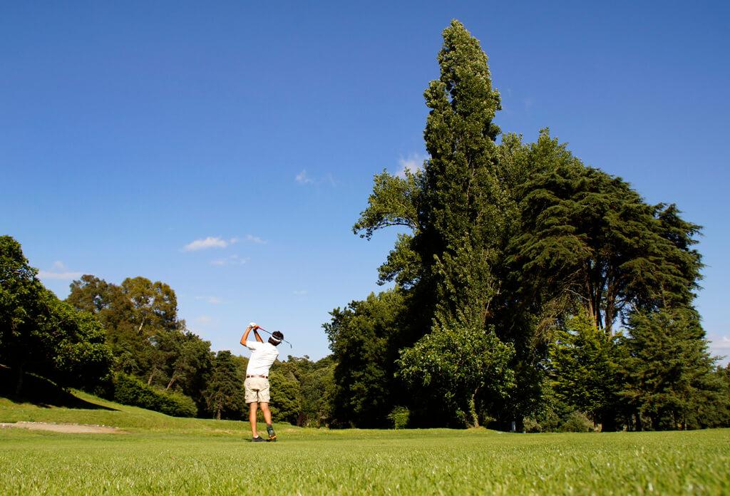 Lisbon Golf Match