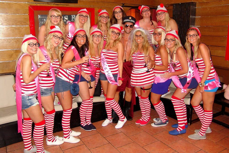Hen Night Fiesta