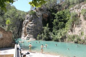 Valencia Hot Springs