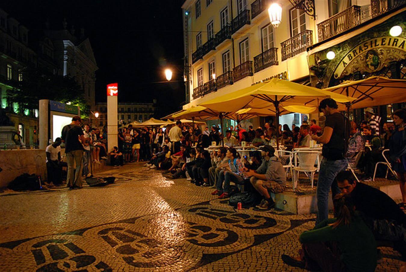 Lisbon Bar Crawl