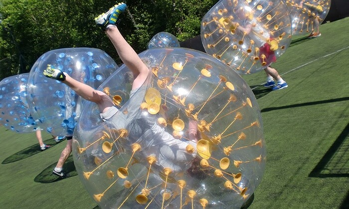 Magaluf Bubble Football