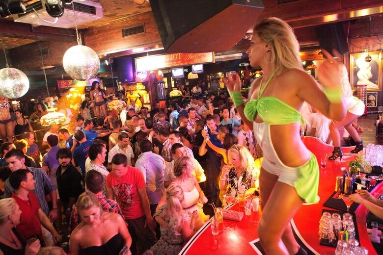 Strip club benidorm