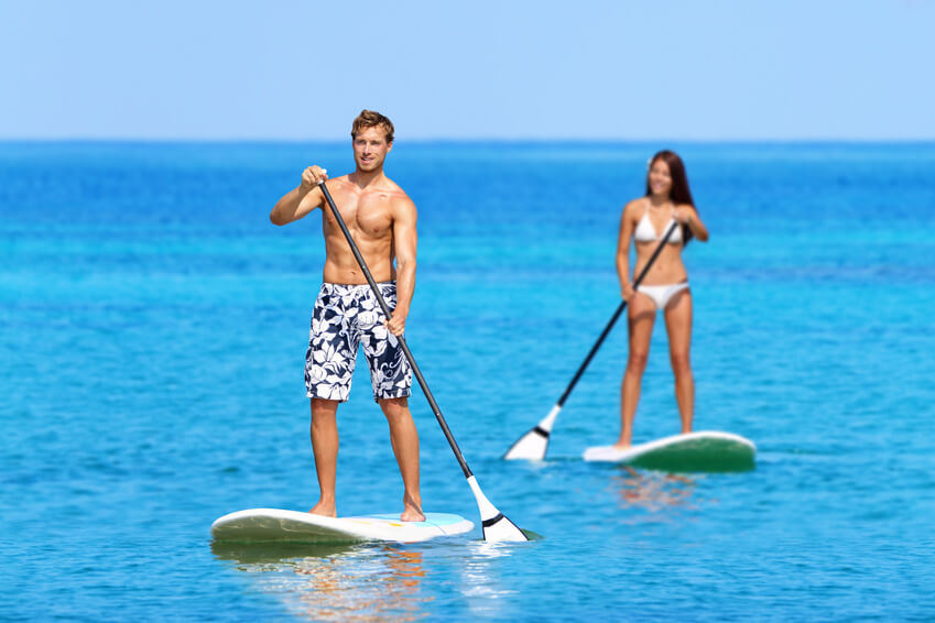 Paddle surf Majorca