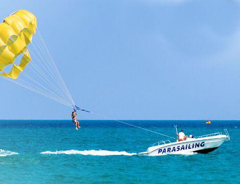 Marbella Parasailing