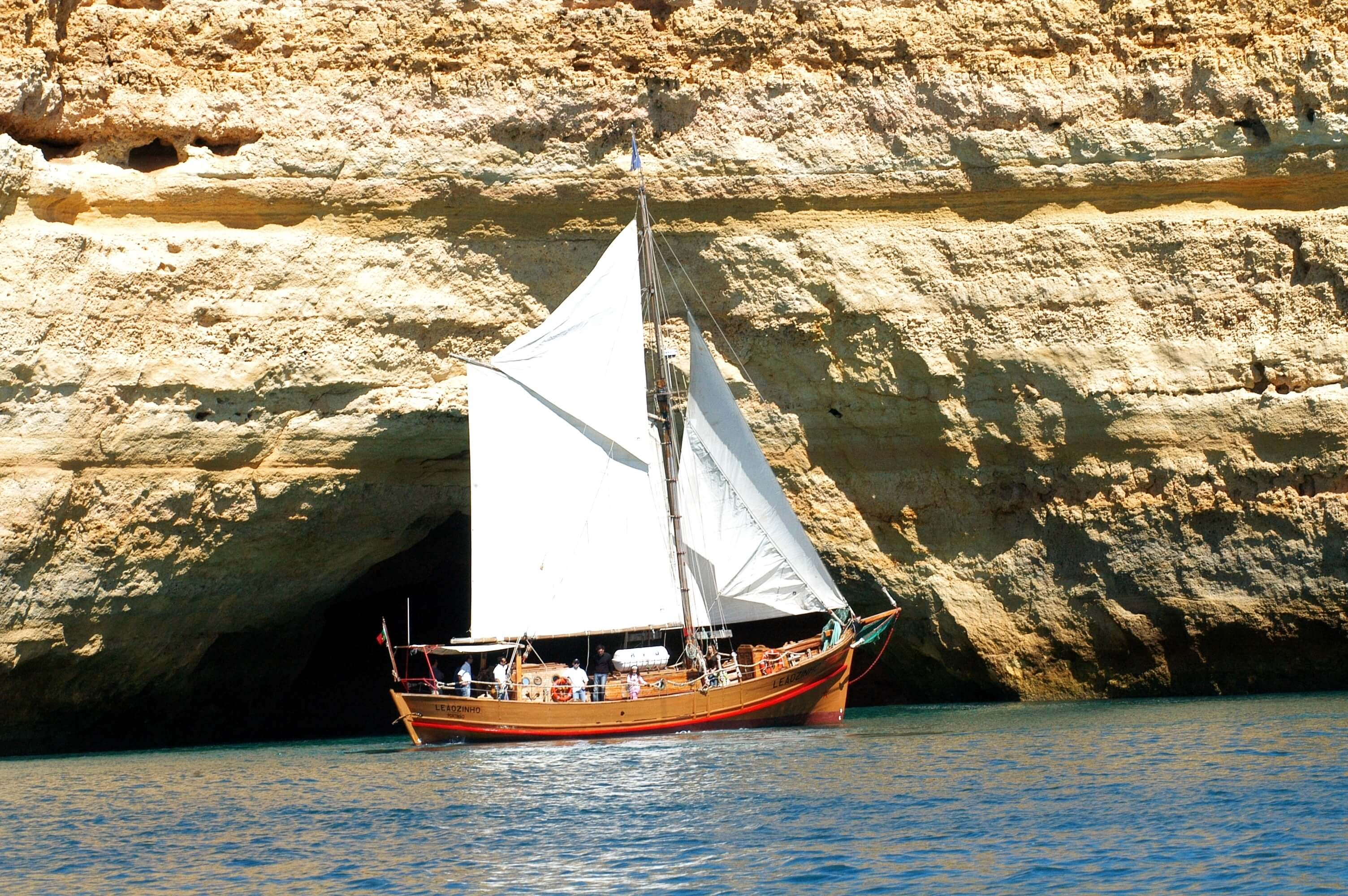 Albufeira pirate boat cruise