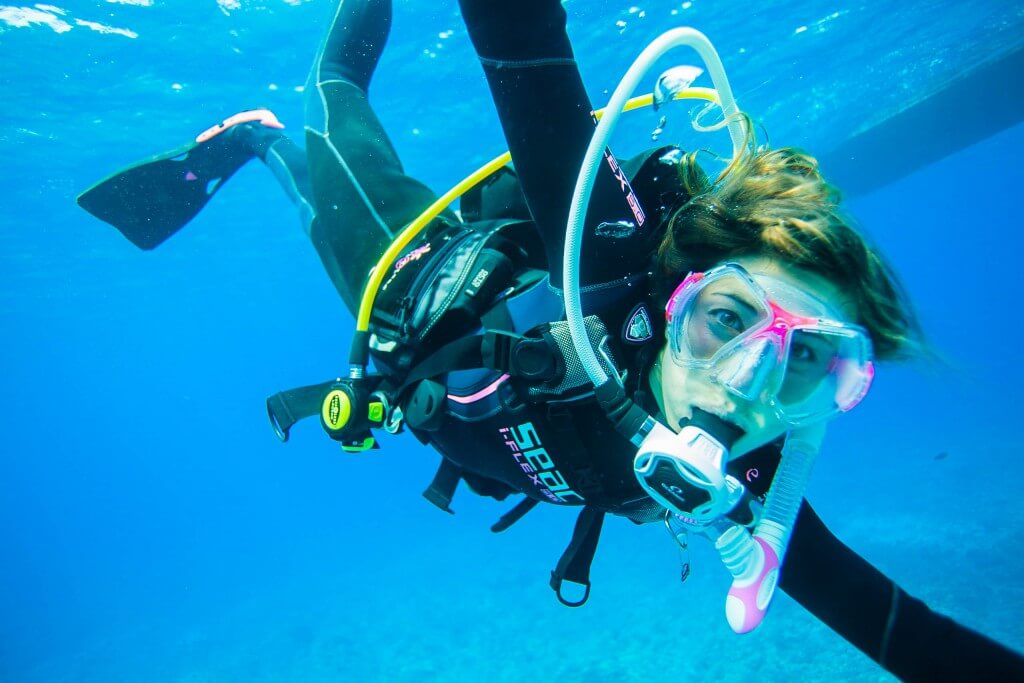 Algarve scuba diving