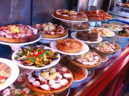 Authentic Tapas Tour
