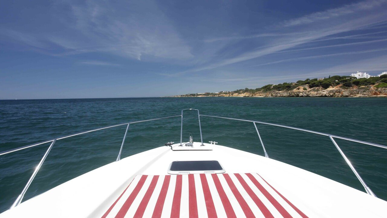 Albufeira yacht hire